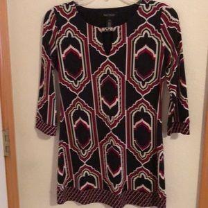 Reduced!!White House Black Market tunic XXS